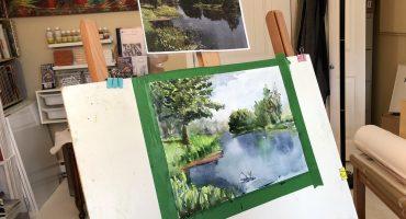 Art classes online