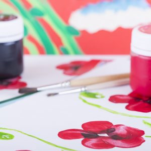 Acrylic Paints for kids