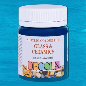 Decola Paints for Glass and Ceramics