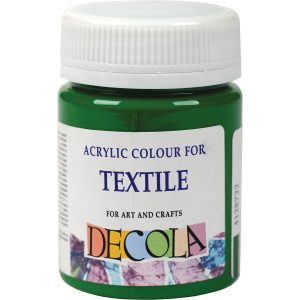 Decola paints for fabric