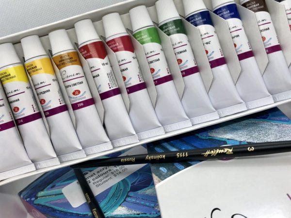 Sonnet Acrylic Paints