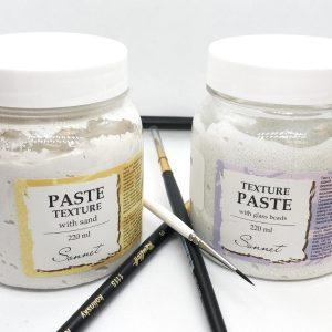 Sonnet Acrylic Pastes