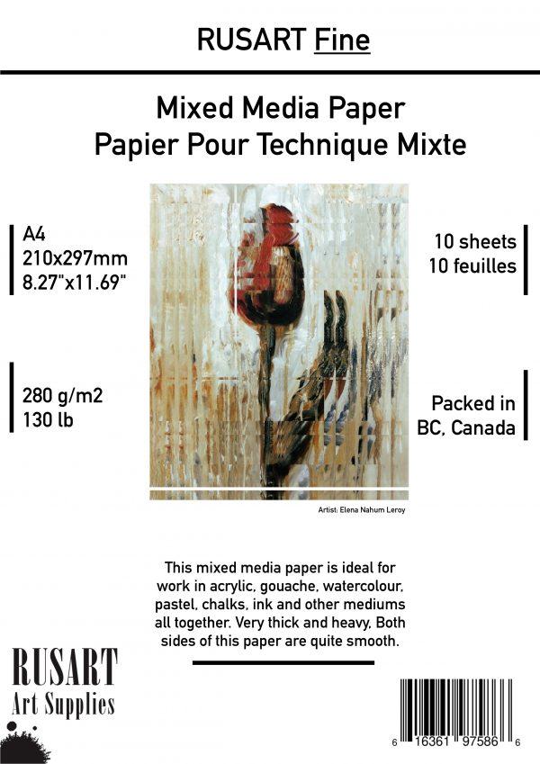 Mixed Media Paper 280