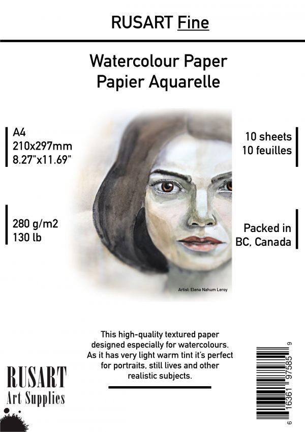 Watercolour Paper 280
